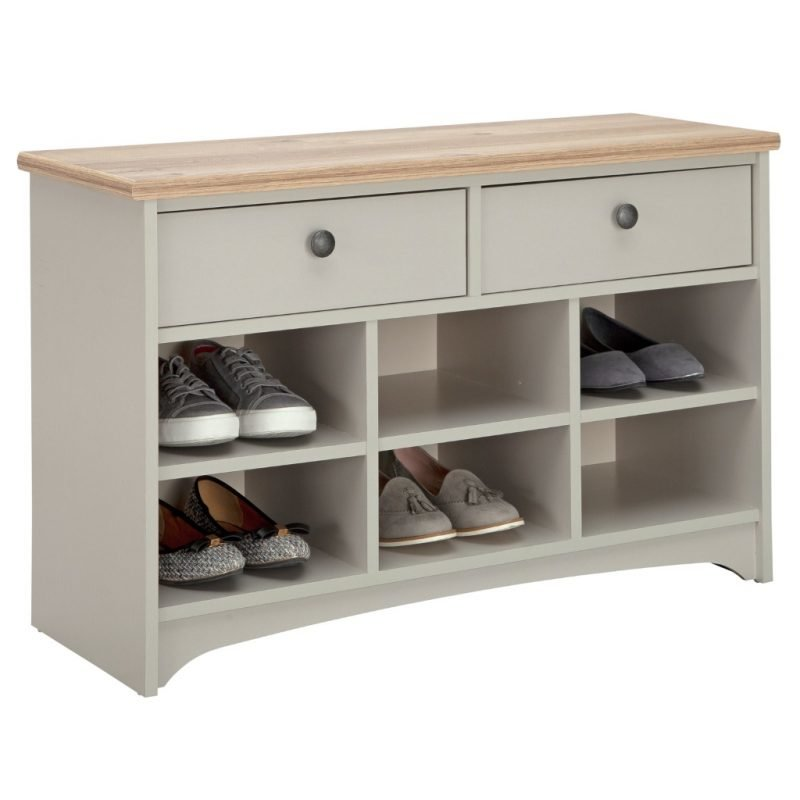 baltimore shoe bench and console table