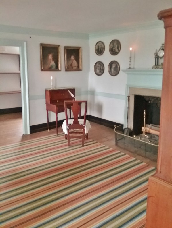 George Washington's bedroom