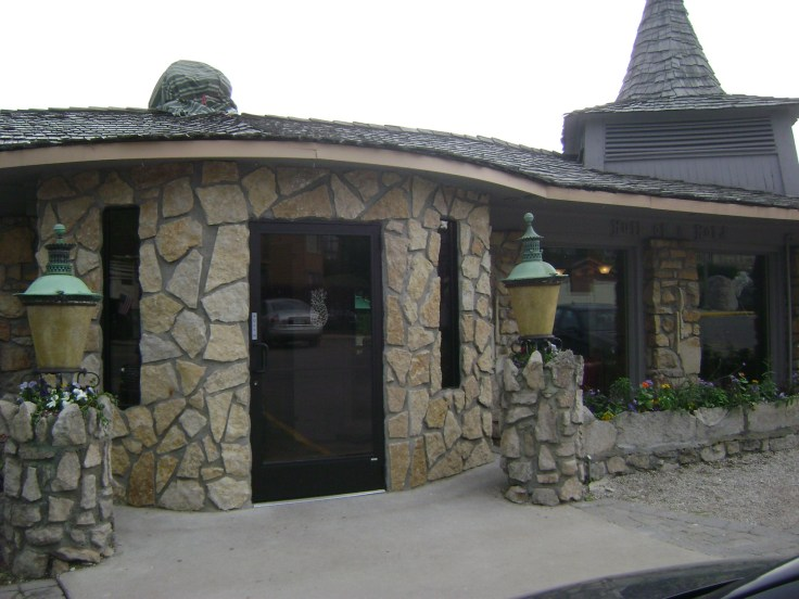 Stafford's Weathervane Restaurant, Charlevoix, Michigan