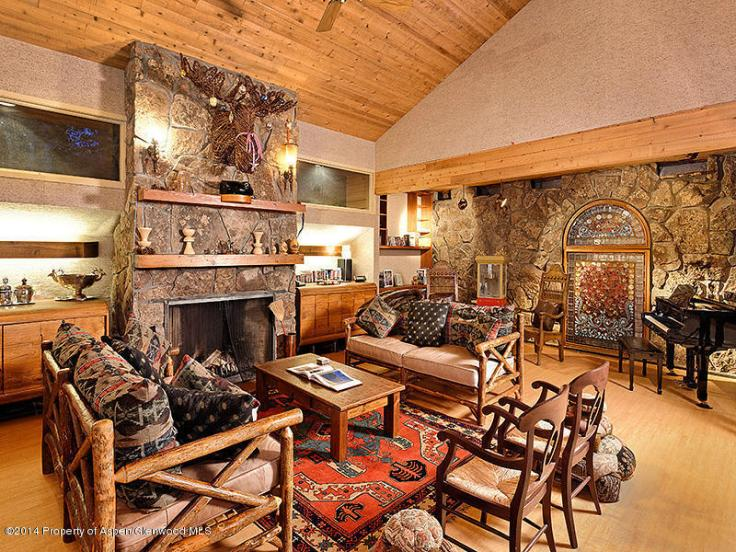 John Denver's House in Aspen, Colorado