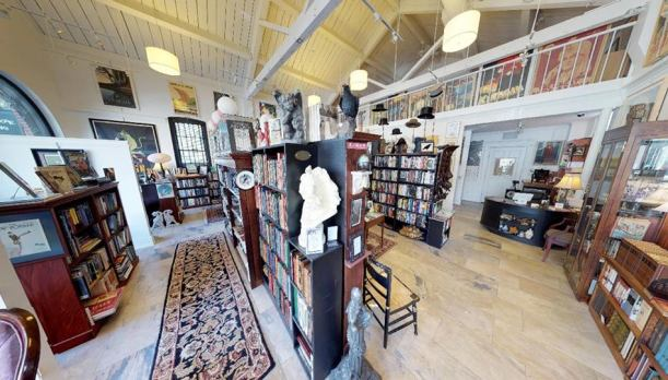 NeverMore Books, Beaufort, South Carolina