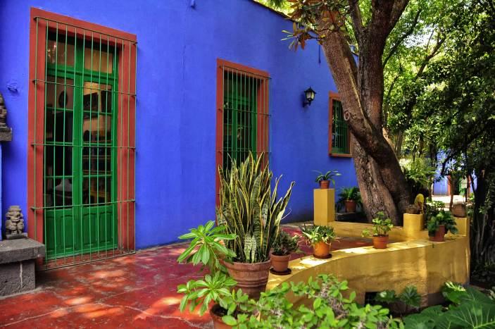 Frida Kahlo house museum