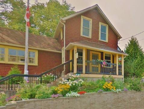 Children's Library on St. Joe's Island, Canada