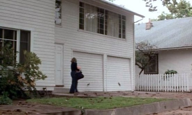 Laurie Strode's house from Halloween
