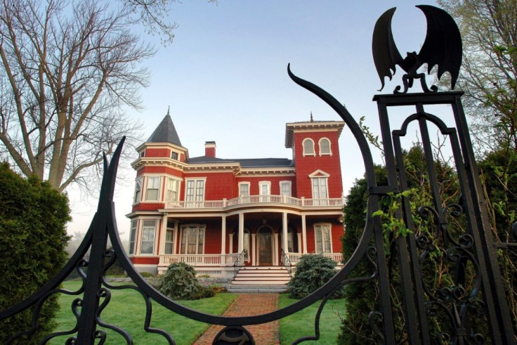 Stephen King's house in Bangor Maine