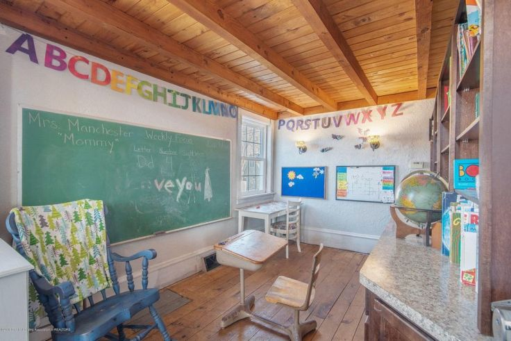 amazing child's playroom