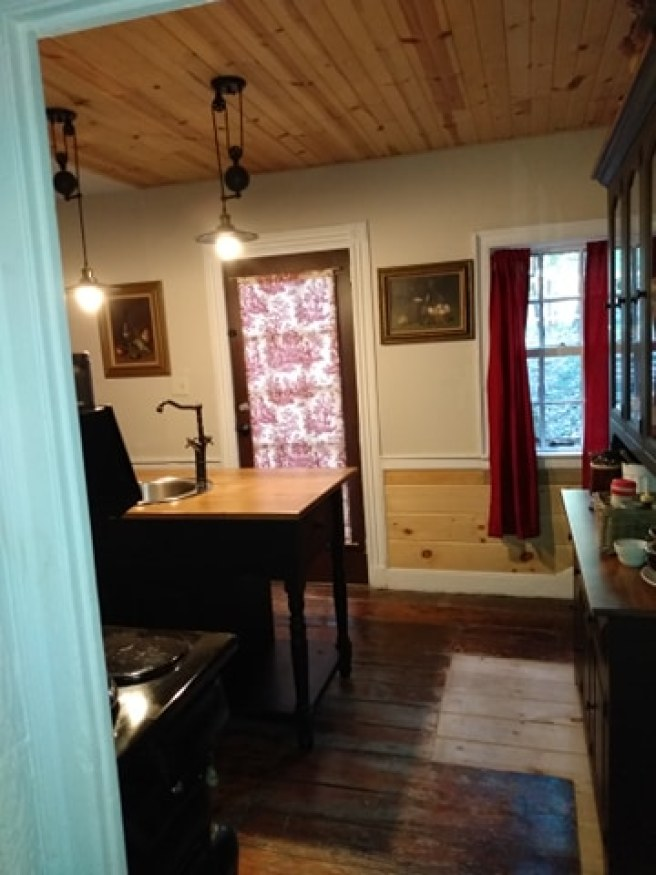 Lancaster PA historic tiny house