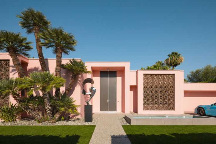 Palm Springs Mid-Century Modern Rancher for sale