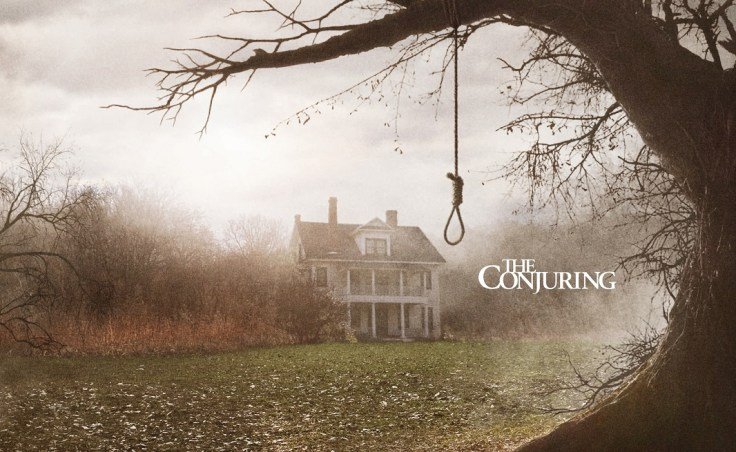 The Conjuring movie house