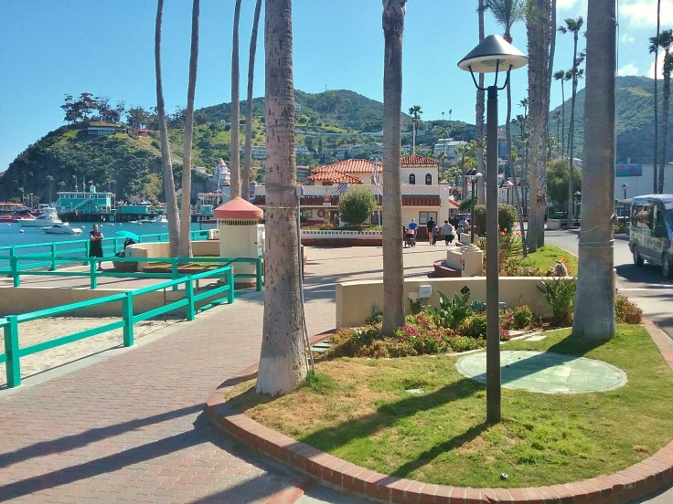 charming Catalina Island California