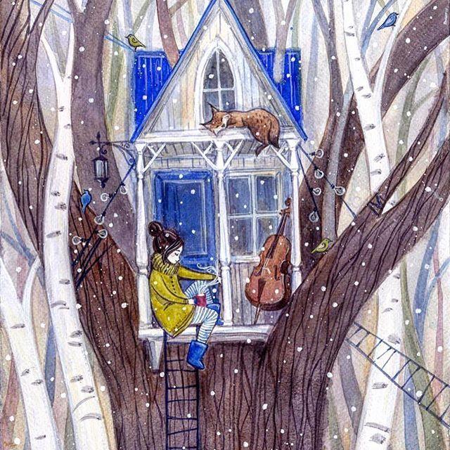 Anna Speshilova paintings