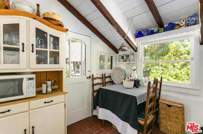 Storybook California English-style cottage