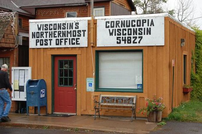 historic country post office