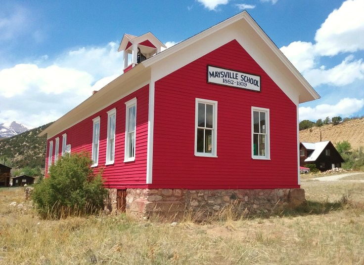 Maysville Colorado school