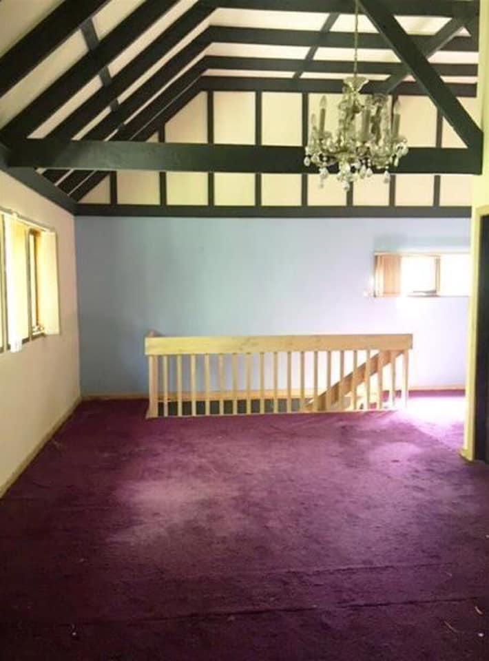 1980's Tudor home transformed