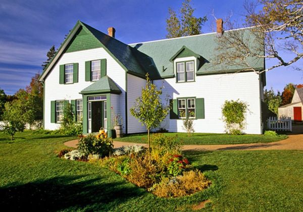 Anne of Green Gables House on Prince Edward Island
