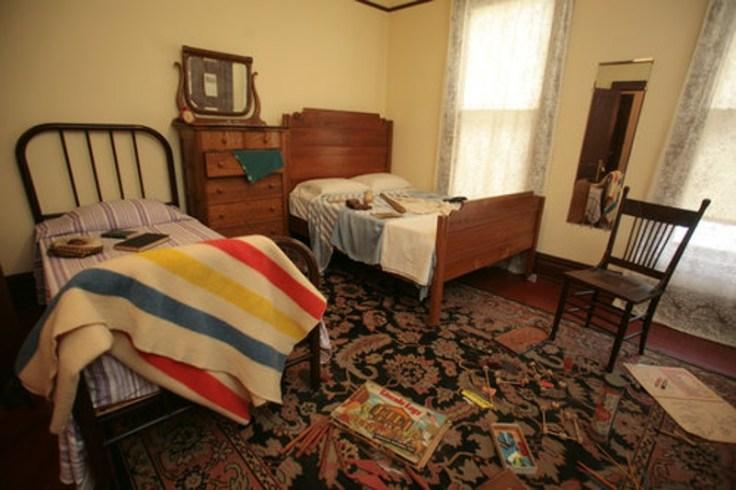 Martin Luther King Jr.'s boyhood home in Atlanta, GA