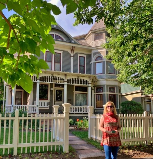 House Crazy Sarah