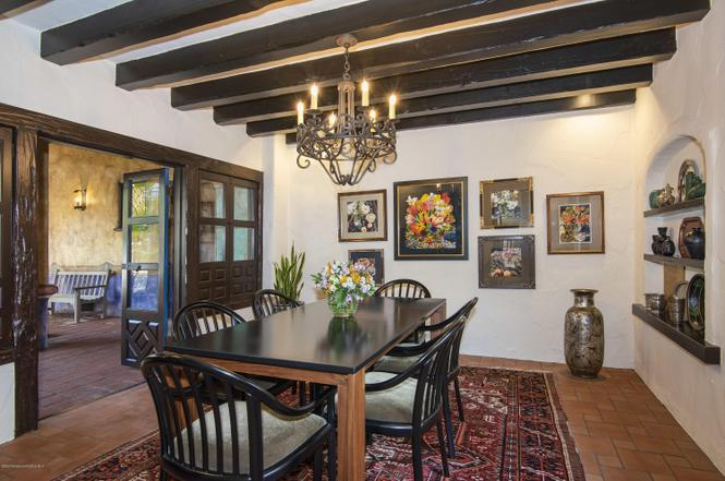 California mission style house for sale