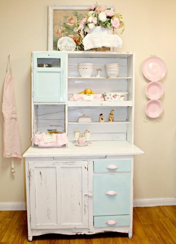 hoosier cabinet charm