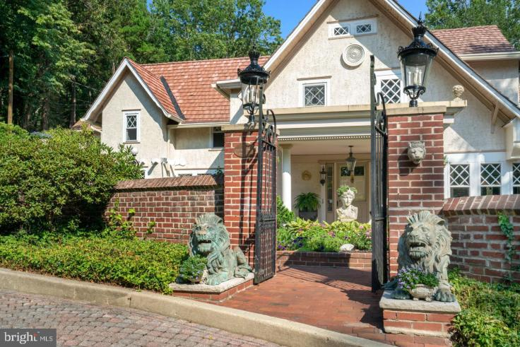 Al Capone's New Jersey hideaway house