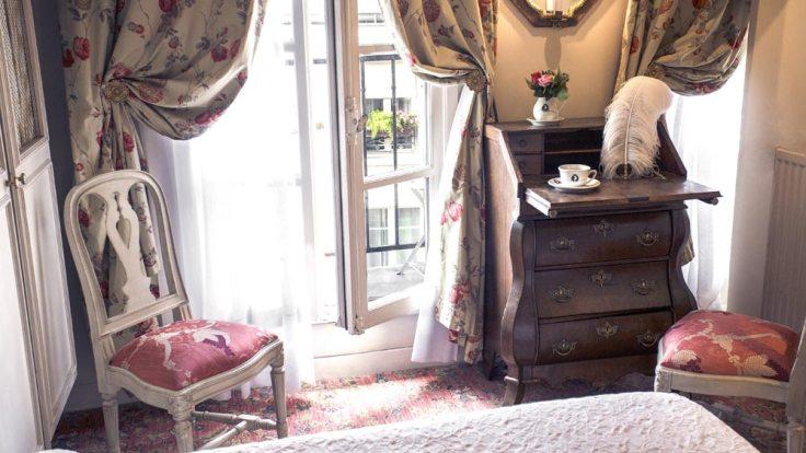 Hotel Caron de Beaumarchais Paris Marais