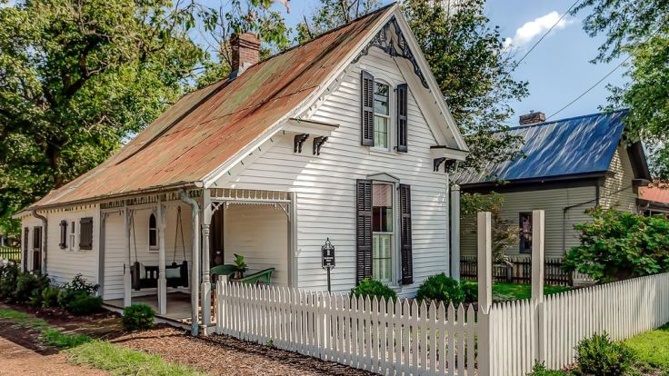 Leipers Fork Cottage in Tennessee