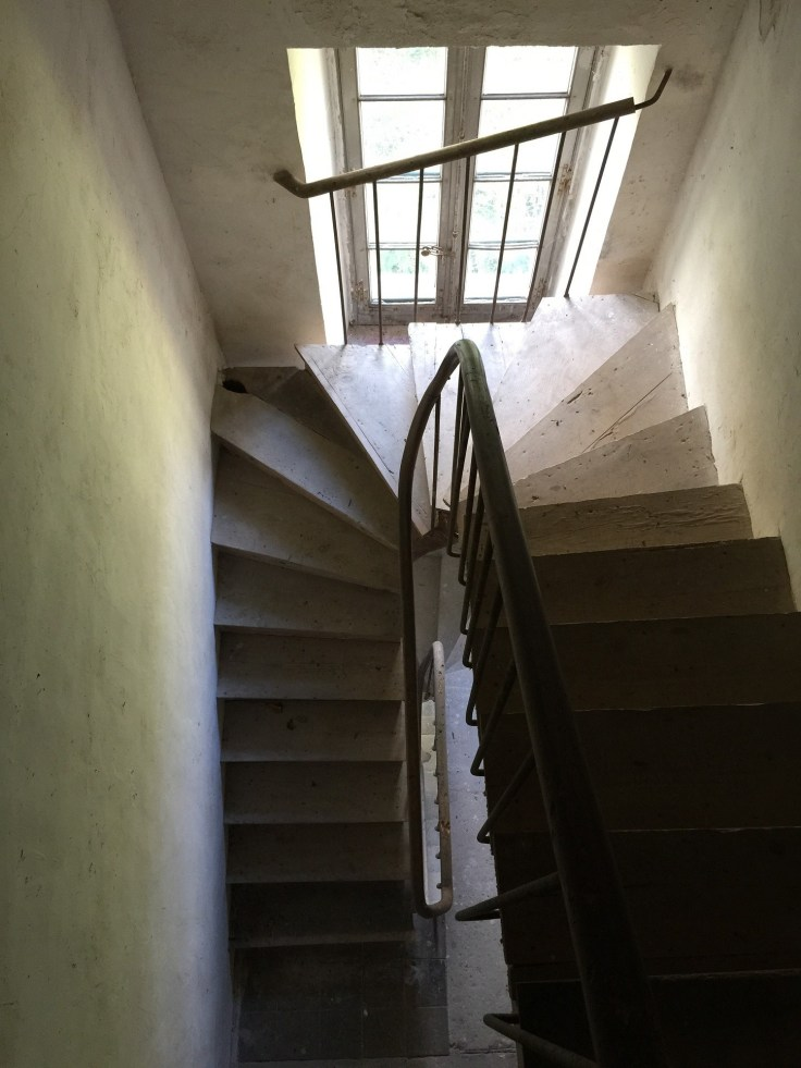 servants staircase