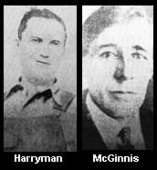 Bonnie & Clyde shootout