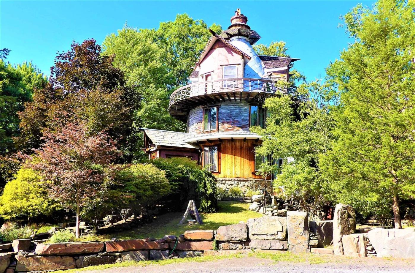 Woodstock New York Unique Home for sale