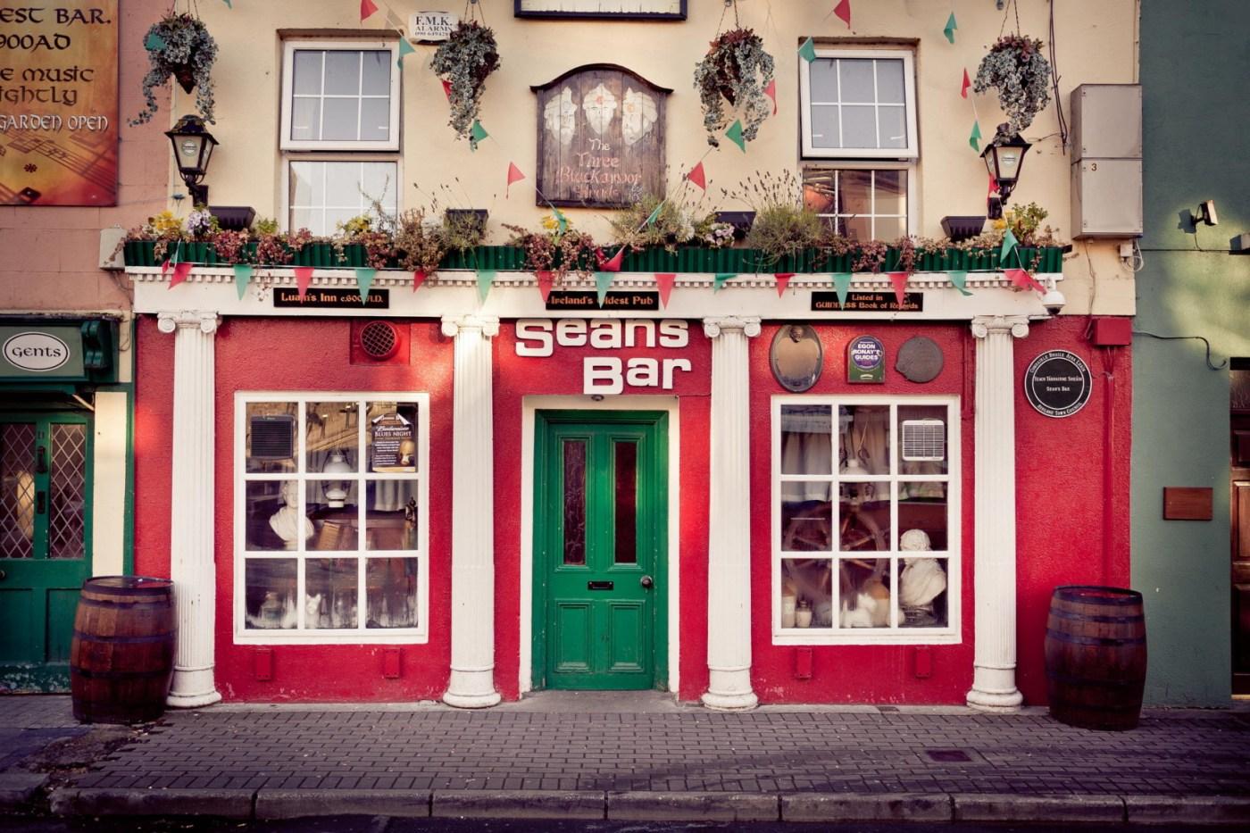 Sean's Bar Oldest Bar In the world