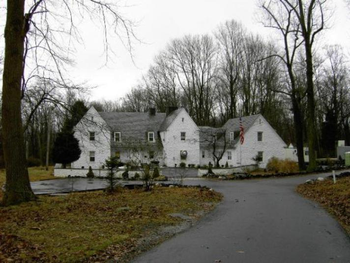 Charles Lindbergh's Hopewell New Jersey House8