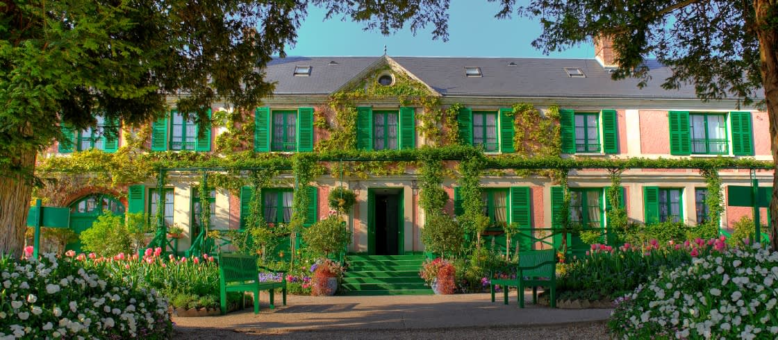 Claude Monet's Giverny House
