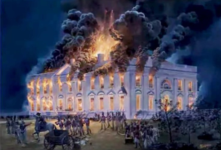 851 fire at the US Library of Congress