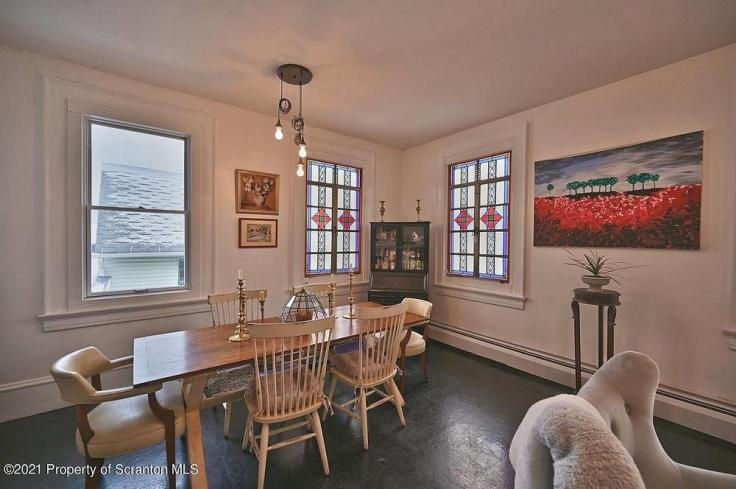 nun's convent converted to home