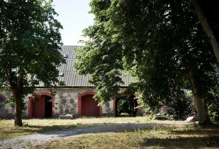 Swedish castle for sale