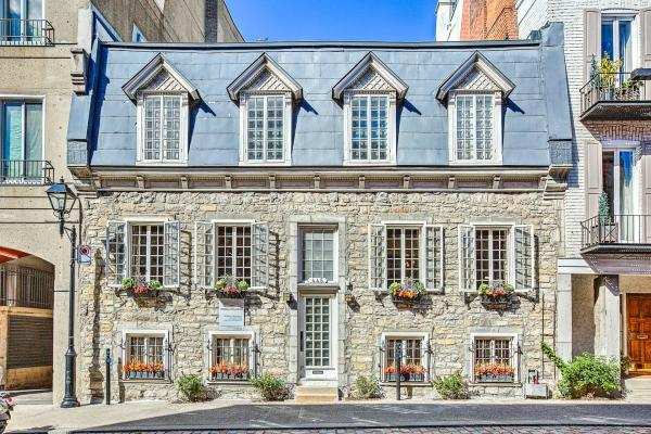 La Maison Dumas for sale in Old Montreal