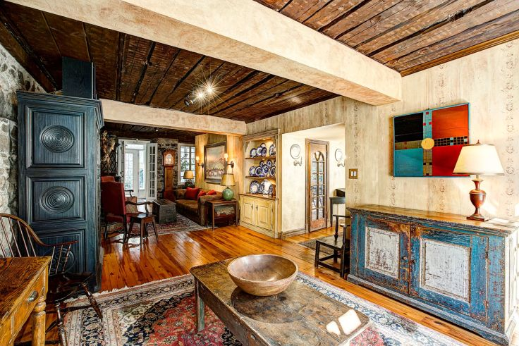 historic Montreal Maison for sale