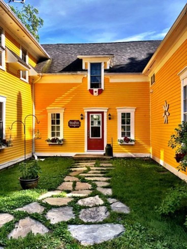 Maplegrove Inn, New Brunswick Canada