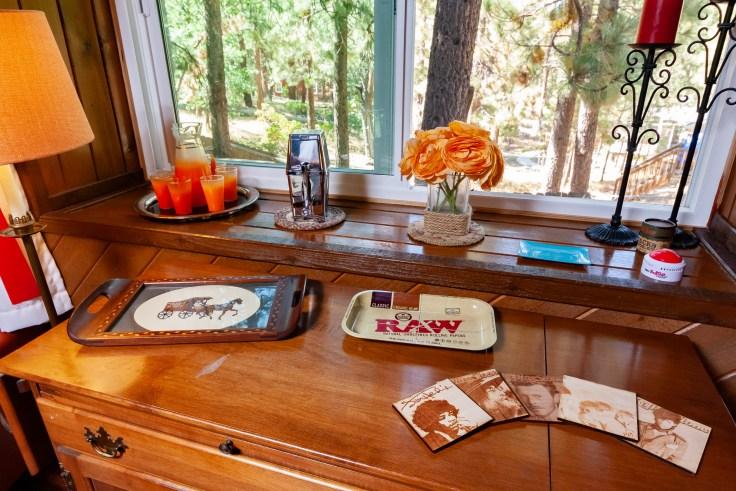Purple Haze Cabin at Big Bear Lake