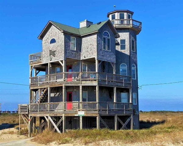 Rodanthe beach house