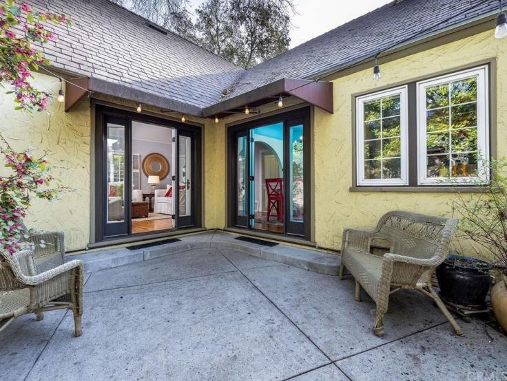 charming storybook cottage for sale in California