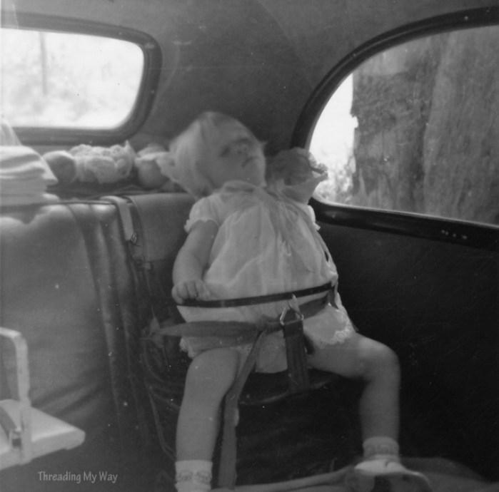 vintage infant car seats