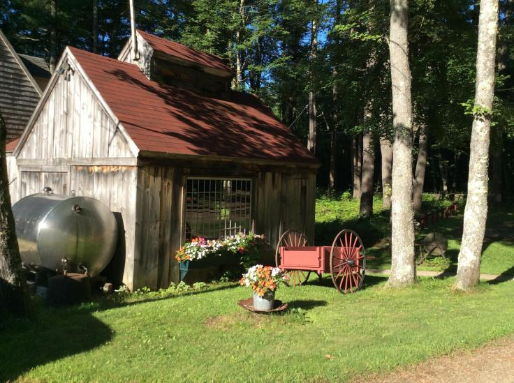 Folsom's Sugar House in New Hampshire