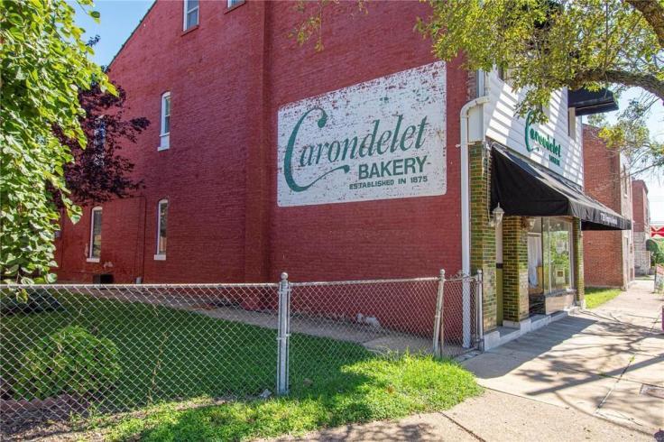 unique bakery building for sale in Saint Louis MO