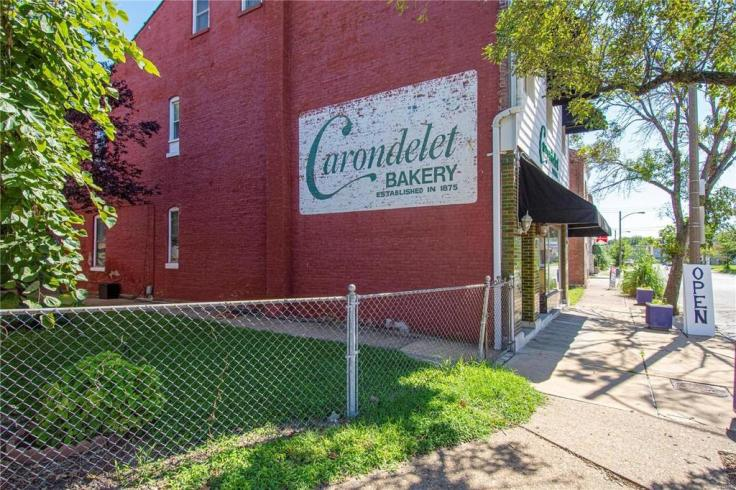 historic bakery building for sale