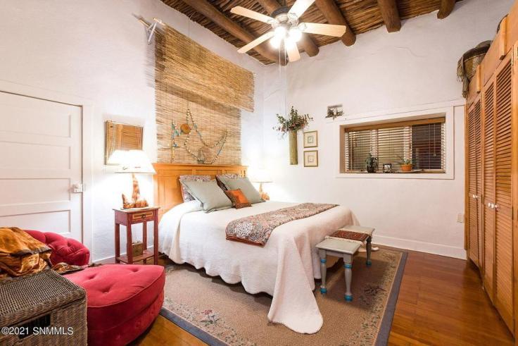 1860 Spanish Colonial mission in New Mexico