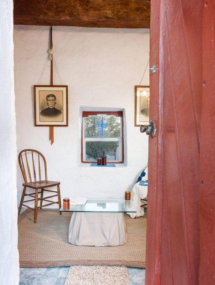 1860 Spanish Colonial casita in New Mexico