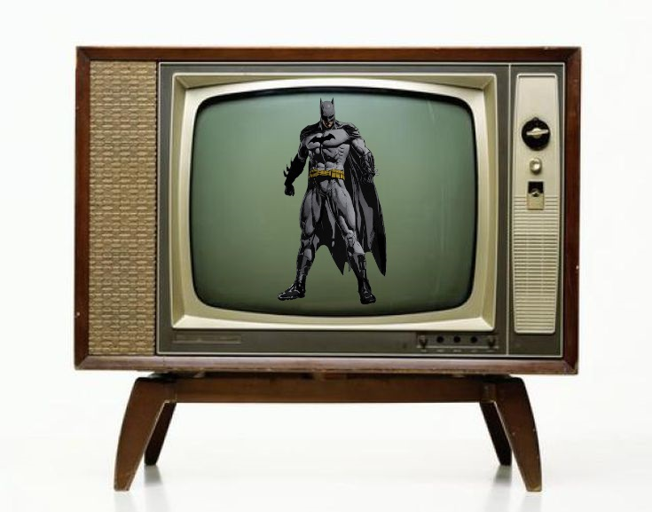 1960's vintage television