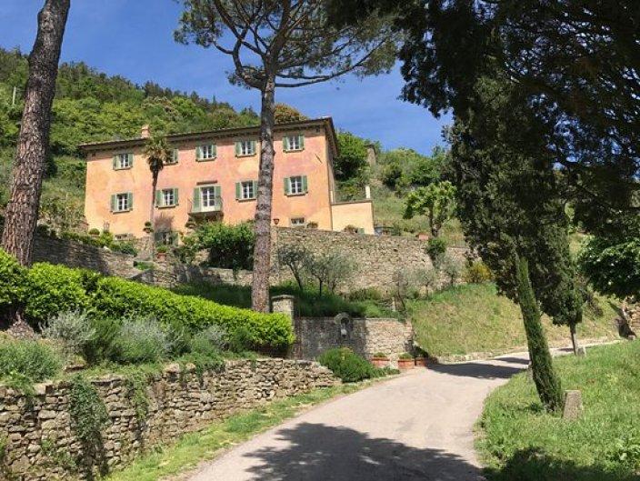 Bramasole Frances Mayes real life house in Tuscany